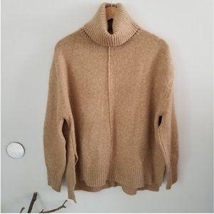 H&M • Cowl Neck / Turtleneck Sweater • M